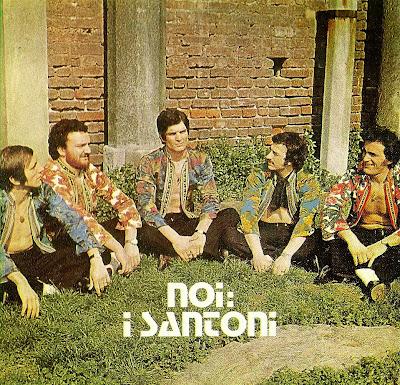 I Santoni ~ 1972 ~ Noi: I Santoni