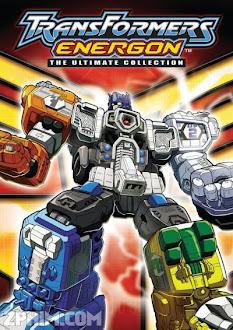 Siêu Người Máy Biến Hình - Transformers: Energon (2004) Poster