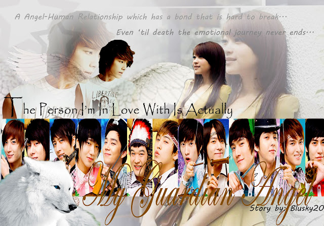 The Person I'm In Love With Is Actually My Guardian Angel - donghae superjunior ficcharacter - main story image