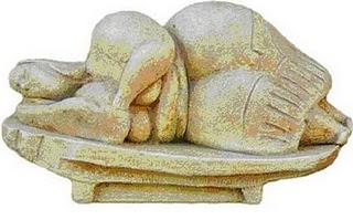 Dreaming Goddess Of Malta Image