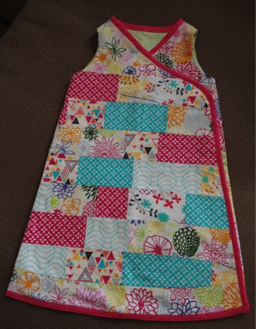 patchwork sleepsack