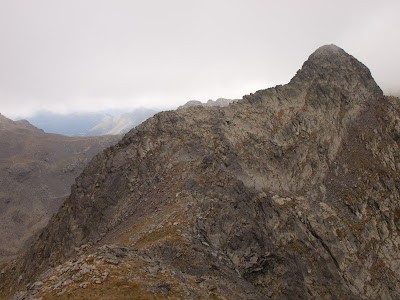 Cresta i pic d'Angonella