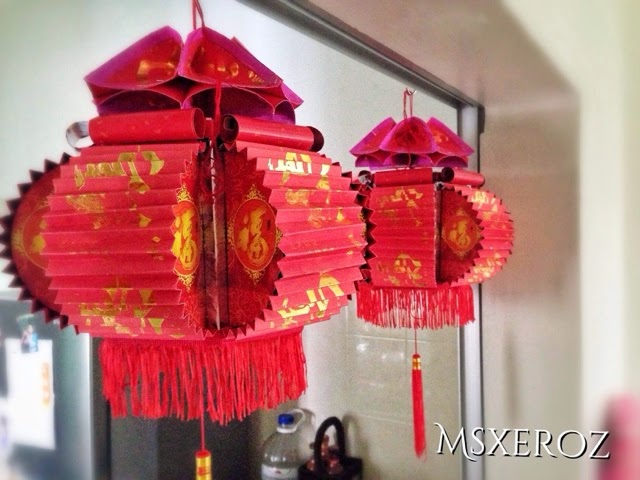 Msxeroz stories of my life chinese new year 2015 for Ang pao decoration