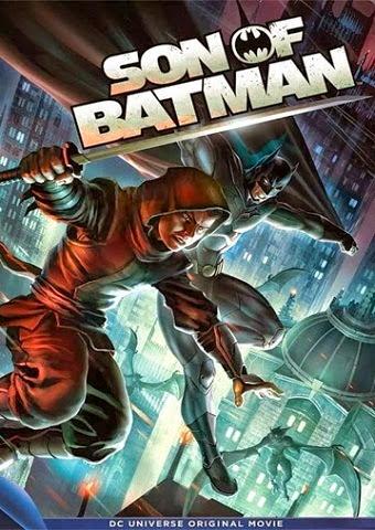 El Hijo De Batman 2014 BRRip 720p Dual Latino-Inglés