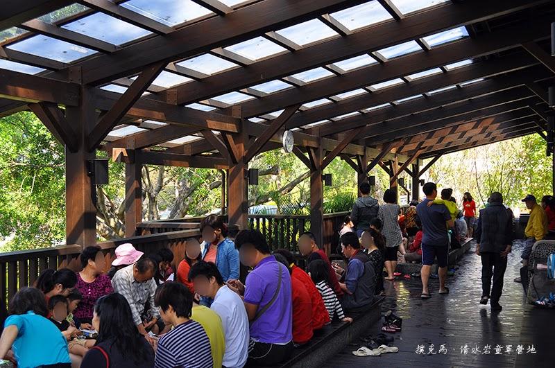 清水岩童軍營地溫泉