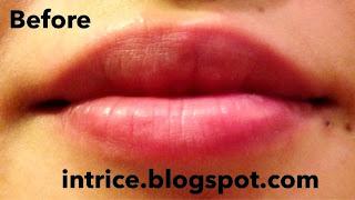 Benefit Posie Balm - intrice.blogspot.com