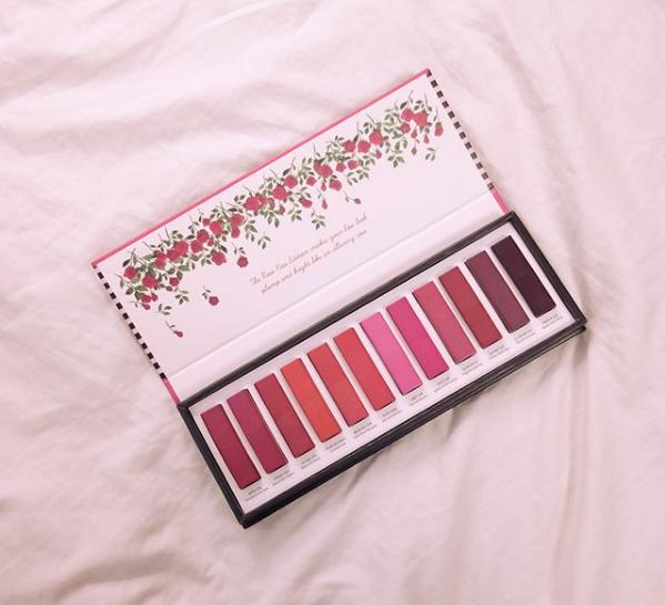 Etude House Dear My Blooming Lips - Talk Rose Kiss Edition