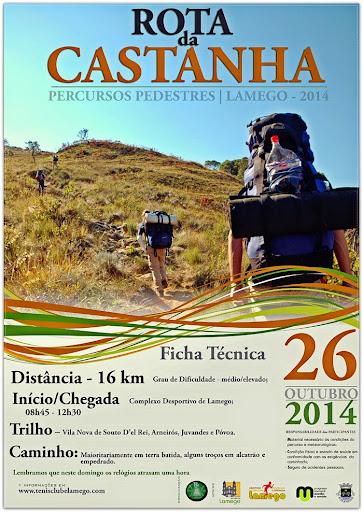 Programa - Rota da Castanha - 2014