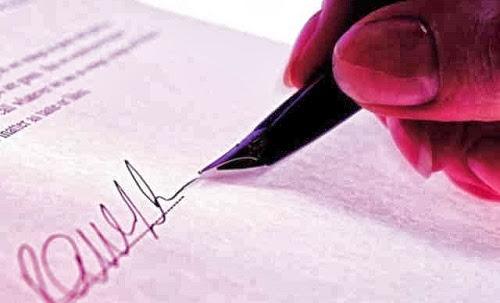 Cómo redactar un contrato comercial?