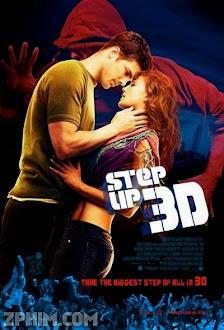 Vũ Điệu Đường Phố 3 - Step Up 3 (2010) Poster