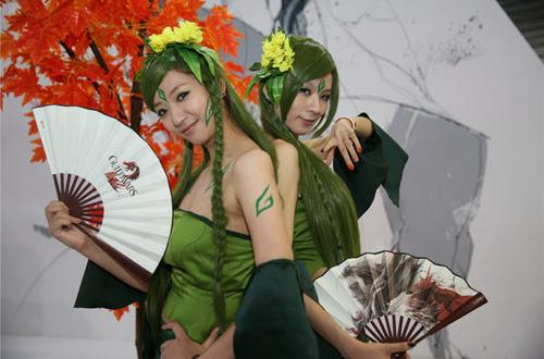 Chiêm ngưỡng cosplay Guild Wars 2 tại ChinaJoy 2013 3