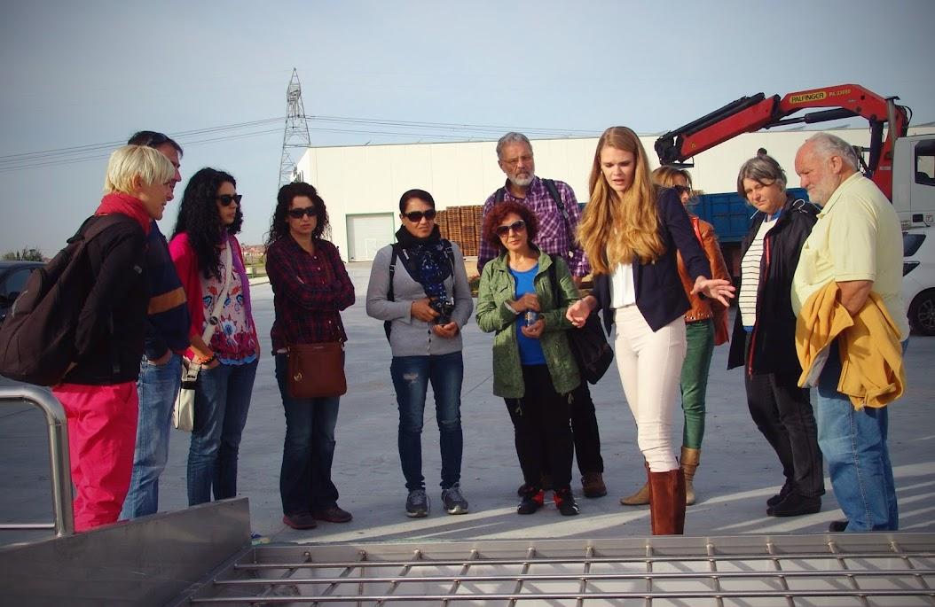 Sustainable wine tourism Emina Rueda