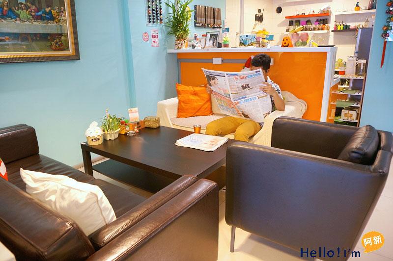 宜蘭羅東咖啡館,路加咖啡茶館-9