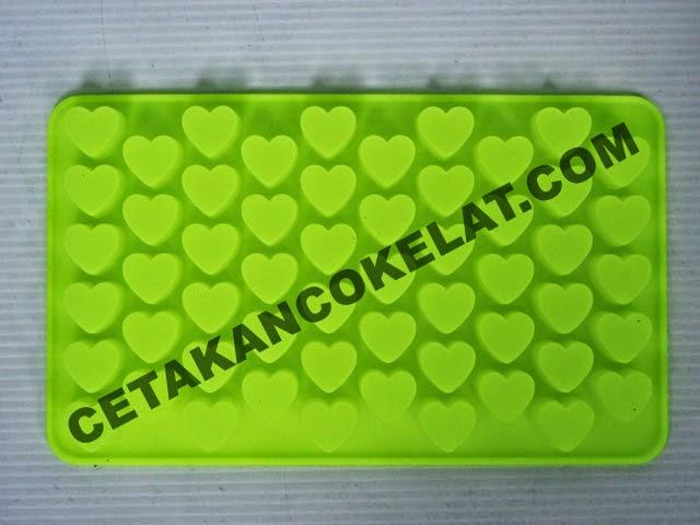 cetakan coklat love SIL015 SIL15