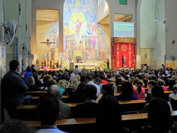 Encuentro Arciprestal de Oración y Catequesis de los niños de Primera Comunión (2)