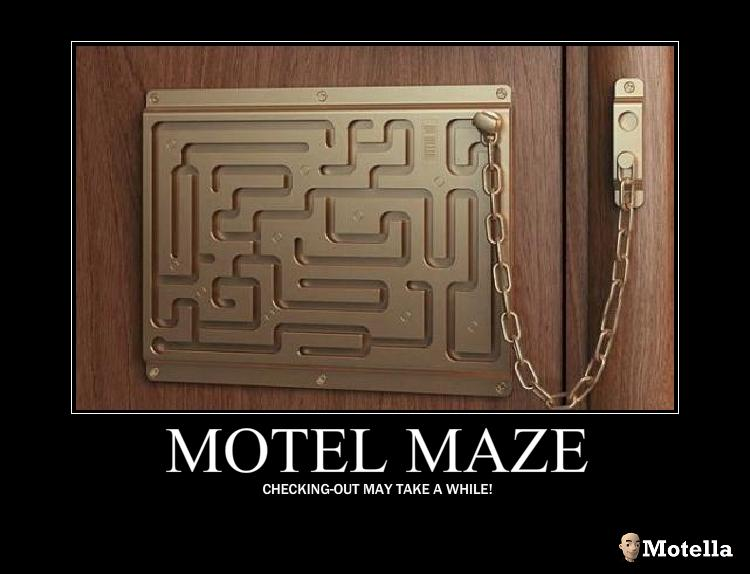 Motella News Views And Politics Of New Zealands Motel Industry - Labyrinth-security-door-chain