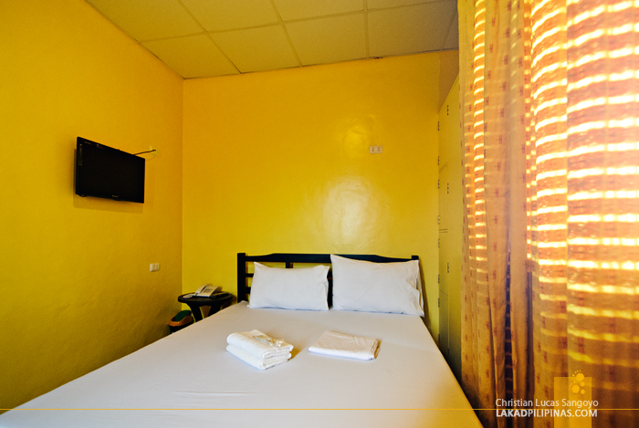 De Luxe Room at Tagaytay's D-Zone Backpacker's Inn
