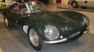 Jaguar XK-SS