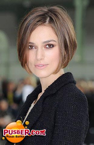 Pin Potongan Rambut Pendek Untuk Wajah Bulat Pinterest