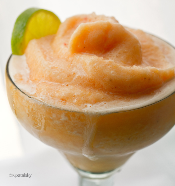 Fresh Squeezed Citrus Margarita. Frosty Bliss. - Healthy. Happy. Life.