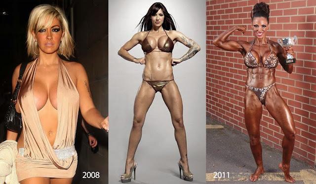 Jodie Marsh transformation