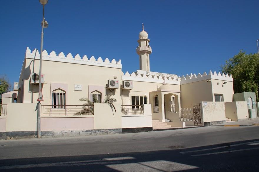 مسجد علي محمد كانو - مقبرة الحد