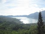 Ubud: lac Batur