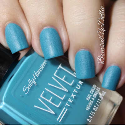 Sally Hansen Velvet Texture Plush Swatch