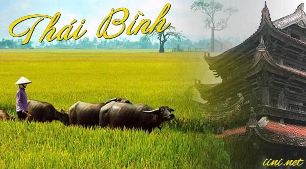 thơ viết về Thái Bình quê hương tôi