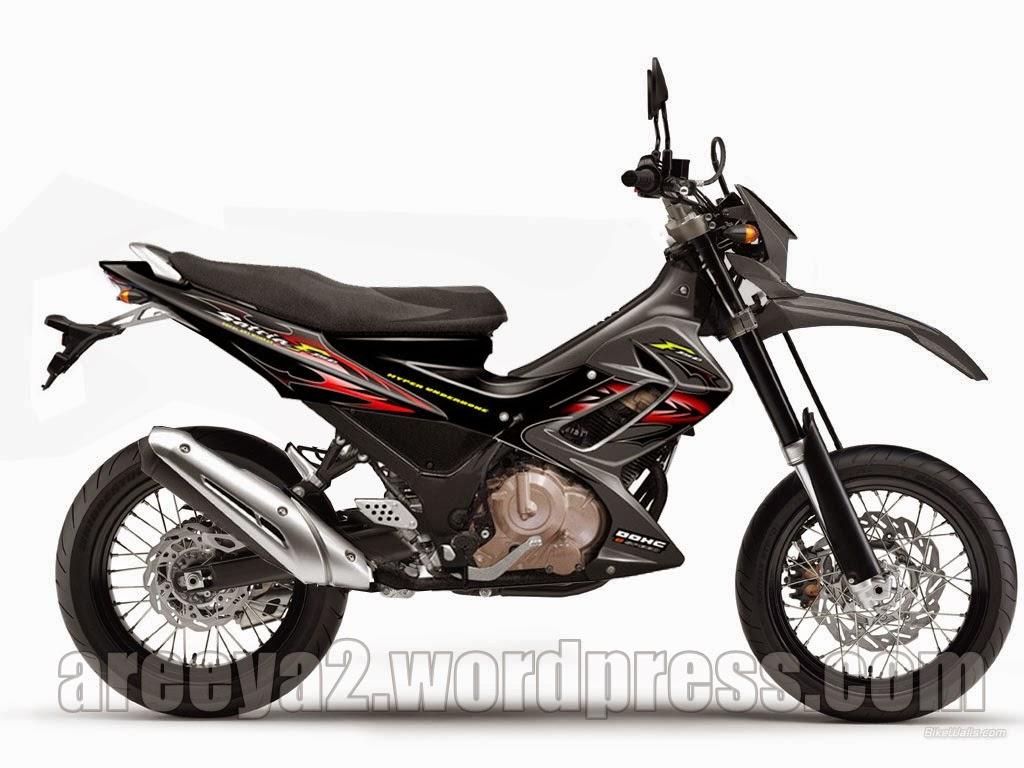 Suzuki Satria Fu 150 Modifikasi