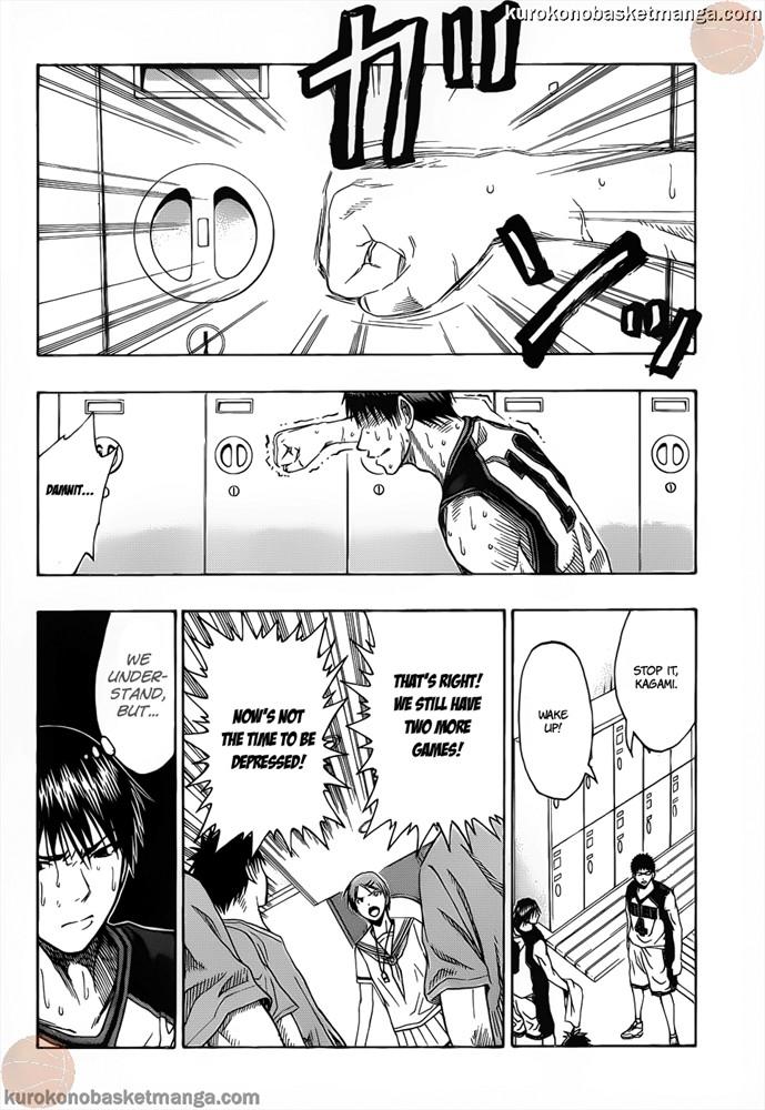 Kuroko no Basket Manga Chapter 51 - Image 08