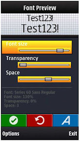 fontzoomer1 Free Download Application to Changing Font Size Font Nokia s60v3/s60v5 with Zoomer Lite