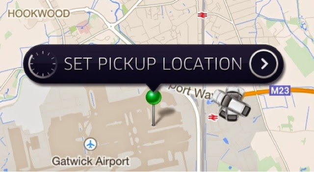 Uber Cars To Stanstead Airport