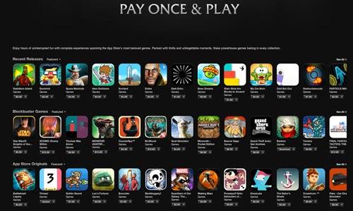 App Store mở mục ứng dụng không chứa 'in-app purchase' - ảnh 1
