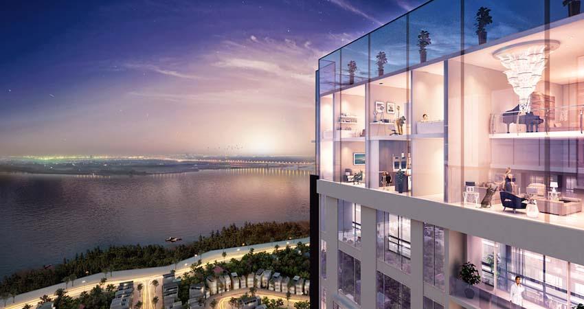 Dự án căn hộ chung cư 58 Tây Hồ