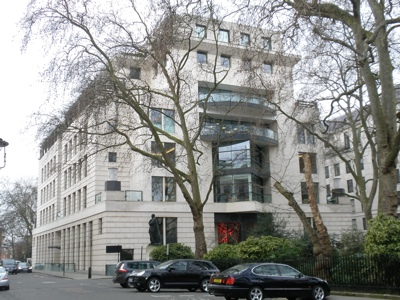 Guttae james stirling and michael wilford carlton for 18 carlton house terrace in st james