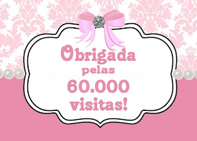 Obrigada pelas 60000 visitas!