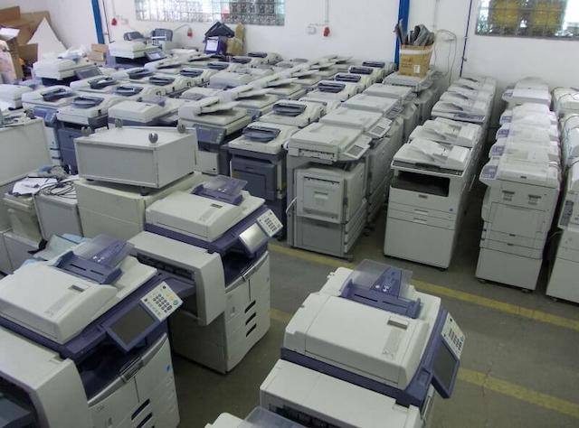 Khi Mua máy photocopy để sử dụng, các bạn cần lưu ý những vấn đề gì?