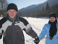 Фоторепортаж с тренинга по ньяса-йоге 12-18 февраля 2012г в Карпатах.722