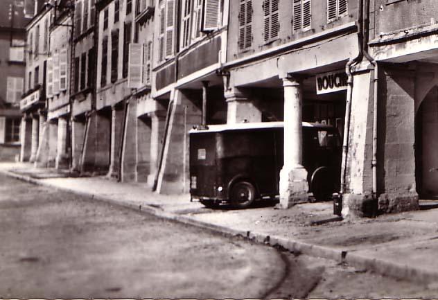 Des Cartes postales d'utilitaires Citroën 01 TUB-stenay