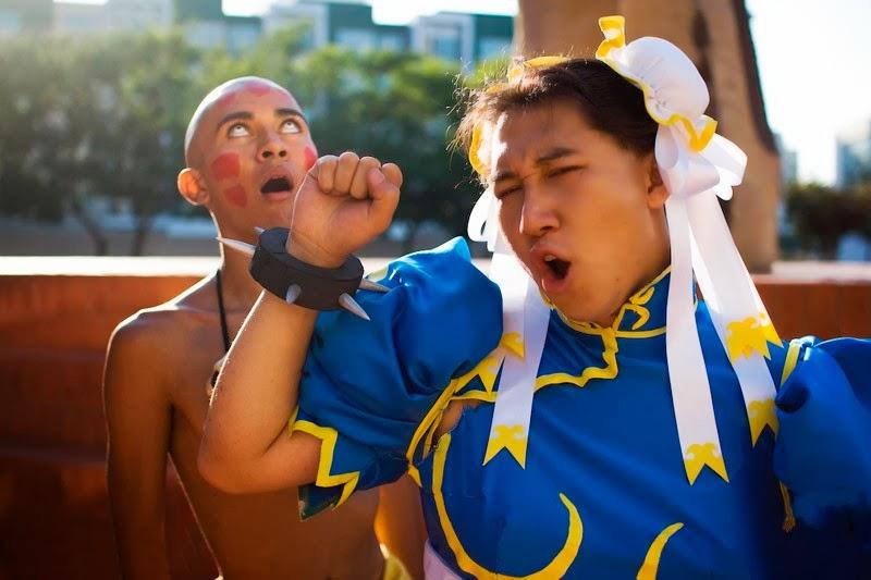 WTF Street Fighter 8