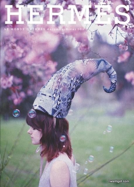 Le Monde d'Hermès Autumn Winter 2012