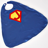 Superman cape by SweeterThanSweets