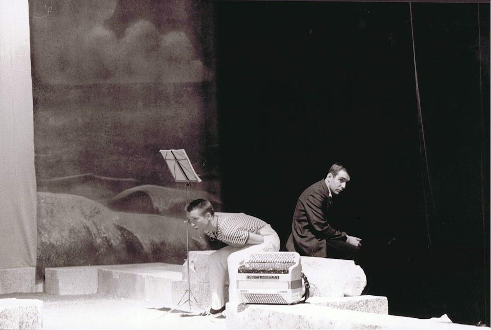 Paul Predki dans la Trilogie (Hamlet Machine)