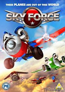 Những Anh Hùng Trên Không - Wings: Sky Force Heroes poster