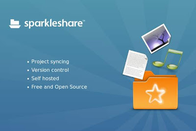 SparkleShare 1.0, más competencia para Dropbox