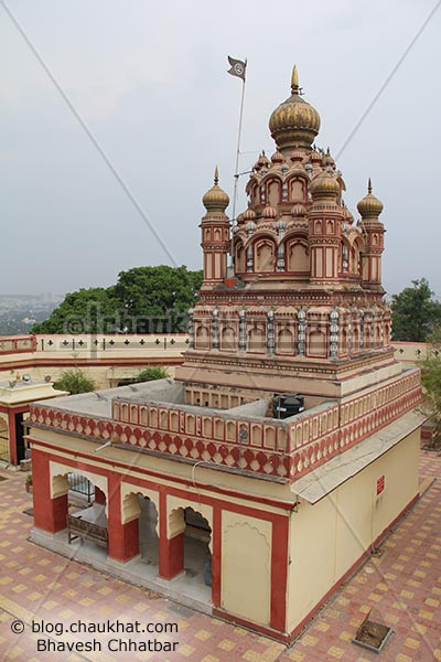 Parvati Temple in Pune