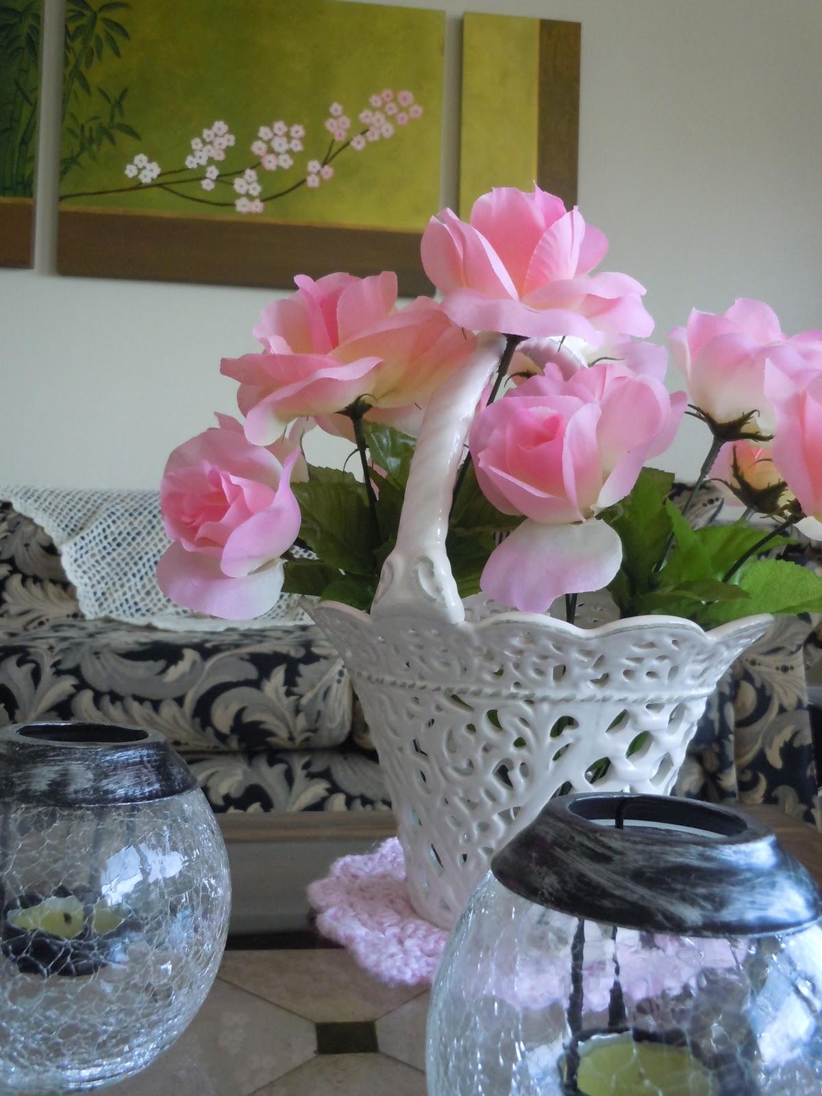 Atelier de charo flores artificiales artificial flowers - Plantas artificiales para decorar ...