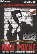 Jaquette du jeu Max Payne
