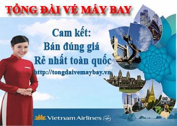Tổng đài hãng Vietnam airlines